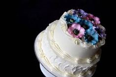 cakes decorated with poppies - Google Search