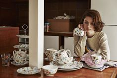 For the toughest days, make sure you take a little piece of home with you. Tea. Solves. Everything. | #CathKidston