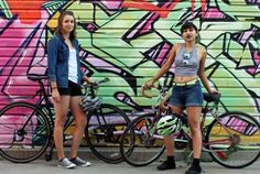 Bad Girls Bike Club wants to help young women get over city cycling fears.
