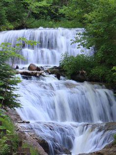Grand Marais, Michigan  (Sable Falls)