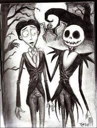 Image result for tim burton artwork
