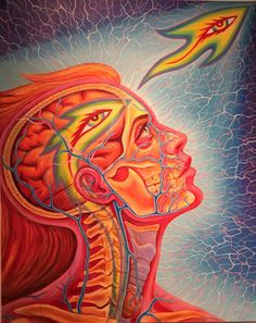 A blog about Alex Grey's Art. Copyright © All rights reserved to http://www.alexgrey.com (none of...
