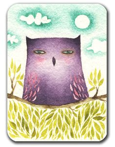 owl by Libellune