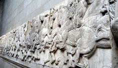Wyspa Rodos : 8 greckich antyków znajdujących się poza Grecją
