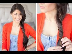 Wrap Around Side Braid