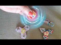 FIDGET SPINNER mit Washi Tape selber bauen. DIY! | Deutsch - YouTube Washi Tape, Pandora Charms, Youtube, Charmed, Floral, Jewelry, Deutsch, Projects, Jewlery