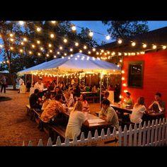 Banger's Sausage House & Beer Garden, Austin TX