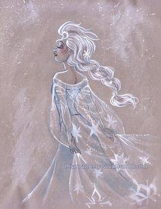 Original Art - Elsa