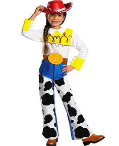 Girls Jessie Costume for Livy Jessie Costumes, Peter Pan Costumes, Cartoon Costumes, Movie Halloween Costumes, Toy Story Costumes, Group Costumes, Halloween 2015, Mad Hatter Costume Girl, Mad Hatter Costumes