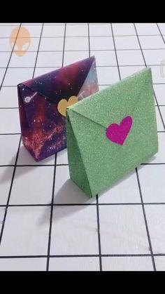 Diy Crafts Hacks, Diy Crafts For Gifts, Diy Crafts Videos, Craft Presents, Diy Projects, Tree Crafts, Creative Crafts, Handmade Crafts, Cool Paper Crafts