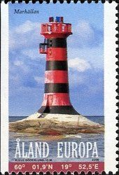 Stamp%3A%20Marh%C3%A4llan%20(%C3%85land%20Islands)%20(Lighthouses)%20Mi%3AAX%20296%2CSn%3AAX%20277a%2CYt%3AAX%20296%2CAFA%3AAX%20296%20%23colnect%20%23collection%20%23stamps
