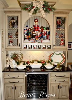 Beaux R'eves: Traditions & Collections~Holiday Nutcrackers