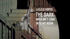 THE DARK by Lemony Snicket (illustrated by Jon Klassen)