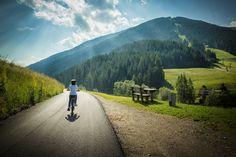 Munich - Venice Cycling Route Riva Del Garda, Lake Garda, World Heritage Sites, Alps, Mtb, Family Travel, Parka, Tourism, Country Roads