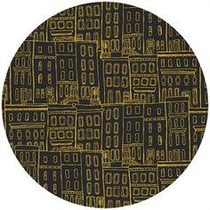 Leah Duncan for Art Gallery, Gramercy, Brownstones Coated