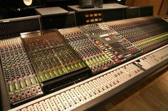 Vintage Neve VRP Legend console, 60 channel (48 buss) with flying fader automation. Rak Studio 3 http://www.allstudios.co.uk/index.php?r=studios/view=158=recording-studio#