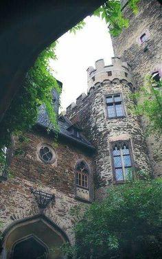 Inspiration: Covington Castle (Burg Eltz Castle)