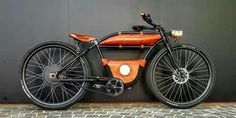 Motorcycle Tips & Ideas Velo Design, Bicycle Design, Moto Bike, Motorcycle Bike, Velo Cargo, Bicycle Engine, Electric Bike Kits, Lowrider Bicycle, Bicycle Panniers