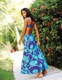 Jersey Maxi Skirt - where is summer when you need it!