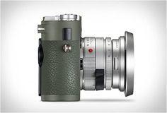 Leica Camera M-P Safari Edition.