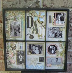 Father's Day Gift - Scrapbook.com