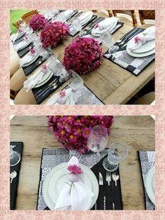 Organização de jantares, almoços e eventos