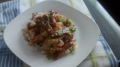Lunch w/The Talk: Grilled Orange Glaze Thai Chicken
