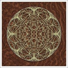 string art | tree :: Geometry > String Art > Epicycloid 1:8