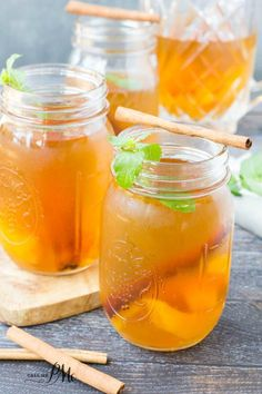 Peach Cobbler Moonshine is the lastest, greatest and tastiest cocktail recipe around! And, it's perfect for entertaining and tailgating, which is exactly why I made it.