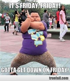 how i feel walking out of work friday morning!
