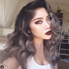 En Güzel Gri Saç Modelleri