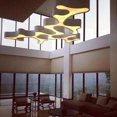 Vibia Ameba Pendant #Lamp @VIBIA @iLamparas.com