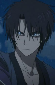 He looks badass. I have yet to watch the anime he comes out on, though. (Yona of the Dawn~~Hak Son)