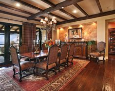 Tudor Design, Pictures, Remodel, Decor and Ideas - page 20/want floor and alcoves