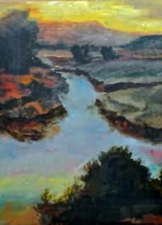 Need some new #decor? Jim Ellis has #paintings that will #transform your space! Visit
