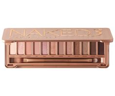 These Are the Top 10 Best Selling Shadow Palettes at Sephora - Urban Decay Naked 3 Palette from InStyle.com