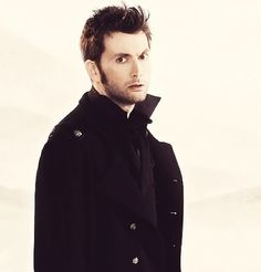 Oh hey there handsome ;) - David Tennant