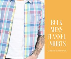 Looking to buy the best wholesale mens flannel shirt for your store? Get in touch with Flannel Clothing and order online now to avail the best wholesale discount. Flannel Clothing, Flannel Outfits, Short Sleeve Flannel, Mens Flannel Shirt, Flannelette Shirt, Collar Styles, Tartan Plaid, Plaid Pattern, Touch