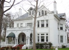 Beautiful Homes of Murfreesboro TN Historic District via Deep Fried Kudzu Flickr #historic southern homes