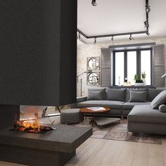 Dimplex's extended line of Opti-myst electric fireplaces has the right model for every installation. Contemporary Electric Fireplace, Best Electric Fireplace, Electric Fireplaces, Fireplace Stores, Stove Fireplace, Electric Fires, Fireplace Inserts, Baseboards, Led