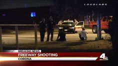 My Blog: Shoot Out on I-15 in Corona