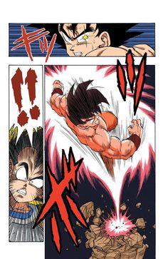 Dragon Ball Full Color - Saiyan Arc Chapter 36 Page 6