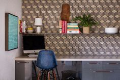 Diamond Kitchen - contemporary - Home Office - Los Angeles - ARTO