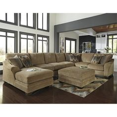 Shop the Ashley Furniture - Lonsdale - Sectional on sale at $2,645.73 by Ashley Furniture and compare part 92111-16-99-77-56-11-PKG from the Sectionals department at Everything Furniture.