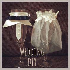 DIYできる『グラスドレス』が大人気♡とっても可愛いウェディングアイテム* | marry[マリー]