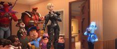 ArtStation - Felix, Tyler Bolyard Wreck It Ralph, Fun Challenges, Great Britain, 3d Character, Character Design
