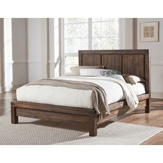 Wayfair panel bed