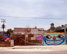 Paul Insect & Sweet Toof New Murals In Mexico City, Mexico