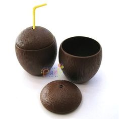 1 x plastic coconut cup (straw not included). Shop today for Hawaiian Luau party supplies at Discount Party Supplies. Tiki Party, Spa Party, Yard Party, Pirate Party, Beach Party, Hawaiian Luau Party, Tropical Party, Hawaiian Games, Luau Party Supplies
