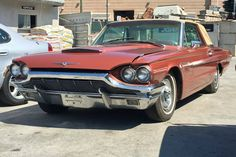 Copper Bird: 1965 Ford Thunderbird Landau - http://barnfinds.com/copper-bird-1965-ford-thunderbird-landau/